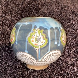 Mint, perfection Middle Eastern Vase